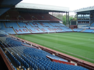 The Holte End Image